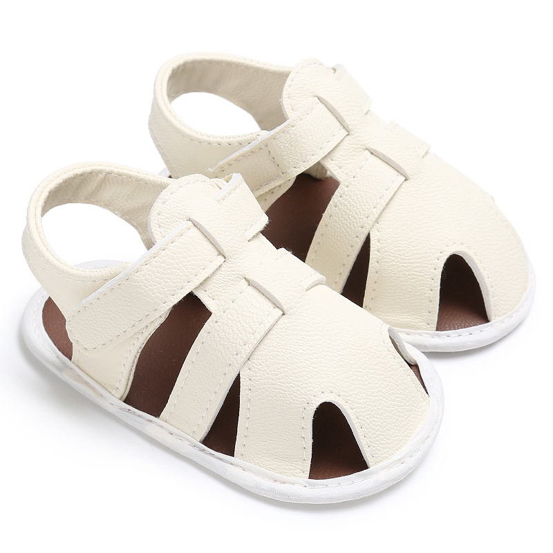 Baby Boys Shoes Summer First Walkers Very Light Handsome Soft Soled Beach Crib Shoe For Newborn