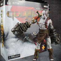 NECA God Of War 3 Kratos Game Of Action Figures Kids Boys Toys For Children Figurines
