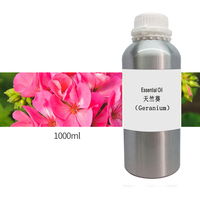 Geranium Pure Essential Oil Anti Stress Moisturize and Tightening Improve Oily Skin Ruddy Skin Body Care Massage Oil