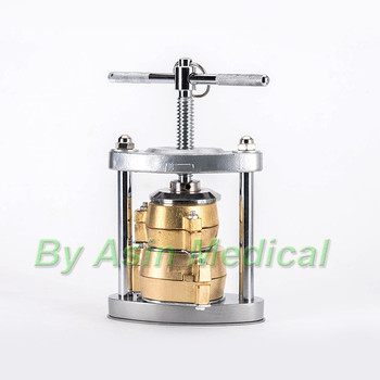 new Dental squeezer Double-layer manual press machine Double-layer squeezer