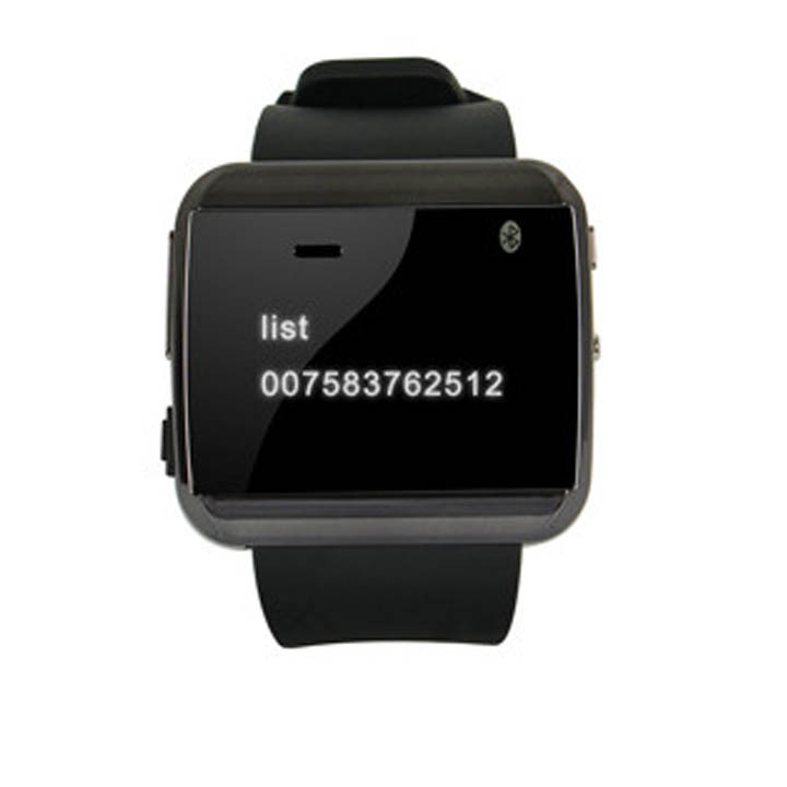 Bluetooth Smart Watch Fashion Woman Man Luxury Band Sync Phonebook Message Answer Calls Alarm Anti lost