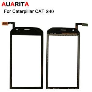 Image 3 - 5 teile/los touch Für Caterpillar cat S30 S40 S50 S60 B15 B15Q S50C Touchscreen Perfekte Reparatur Teile Touch Panel telefon Zubehör