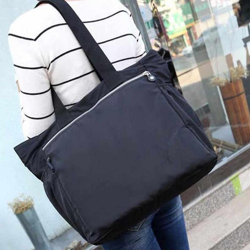 Bolso Canta Kiple Wanita Utusan Nilon Bahu Tas Tas Merek Terkenal Designer Tas Crossbody Perempuan Bolsa kantung Utama