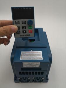 Image 4 - VFD 380V 4KW AC 380V 1.5kW/2.2KW/4KW/5.5KW/7.5KW napęd o zmiennej częstotliwości 3 fazy falownik do kontroli prędkości silnika falownik VFD