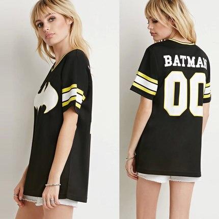 Aliexpress.com : Buy Sell Black Batman Printed T shirts Tees ...