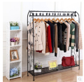 New product, wrought iron clothes rack, high-grade clothing store shelves wedding dress display rack Qipao dress clothes rack