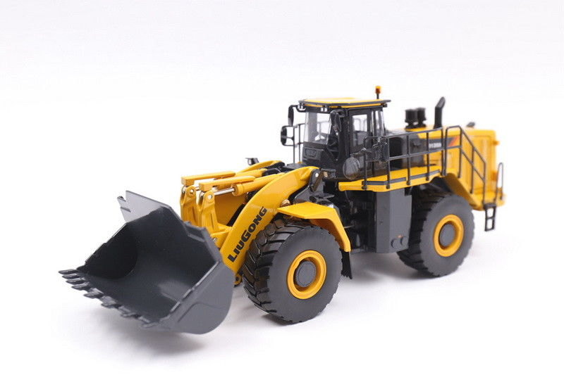 Collectible Alloy Model Toy Gift 1:50 Scale Liugong 8128H Wheel Loader Construction Vehicles Diecast Model Toy for DecorationCollectible Alloy Model Toy Gift 1:50 Scale Liugong 8128H Wheel Loader Construction Vehicles Diecast Model Toy for Decoration