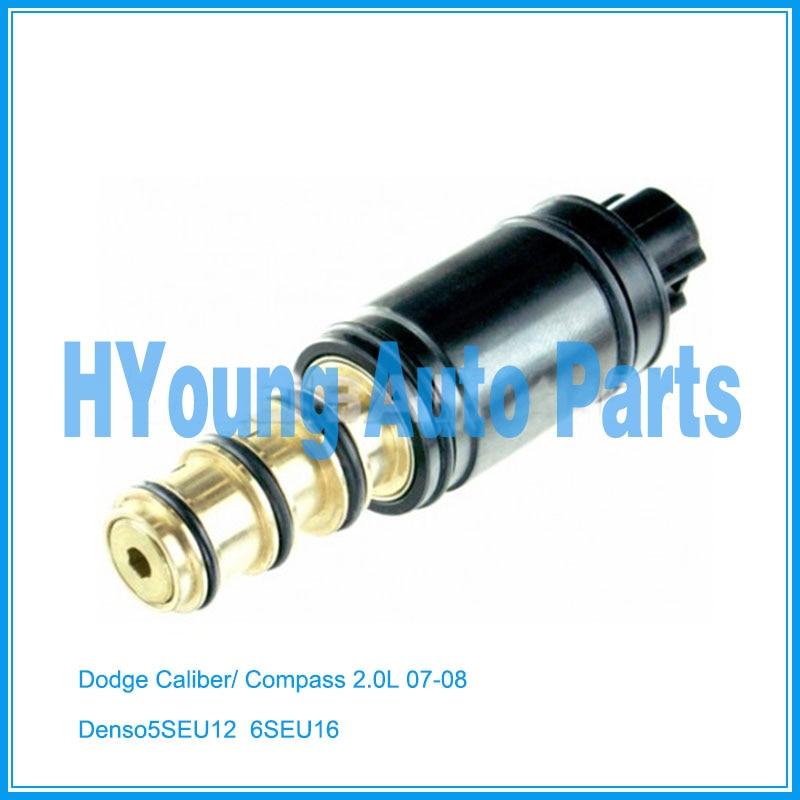 Ds 5SEU12 6SEU16 valve de contrôle d'air de voiture pour Dodge calibre/boussole 2.0L 07-08