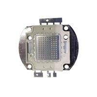 2pcs Lot 10W 50W 100W High Power UV LED Bulb Lamp RGB