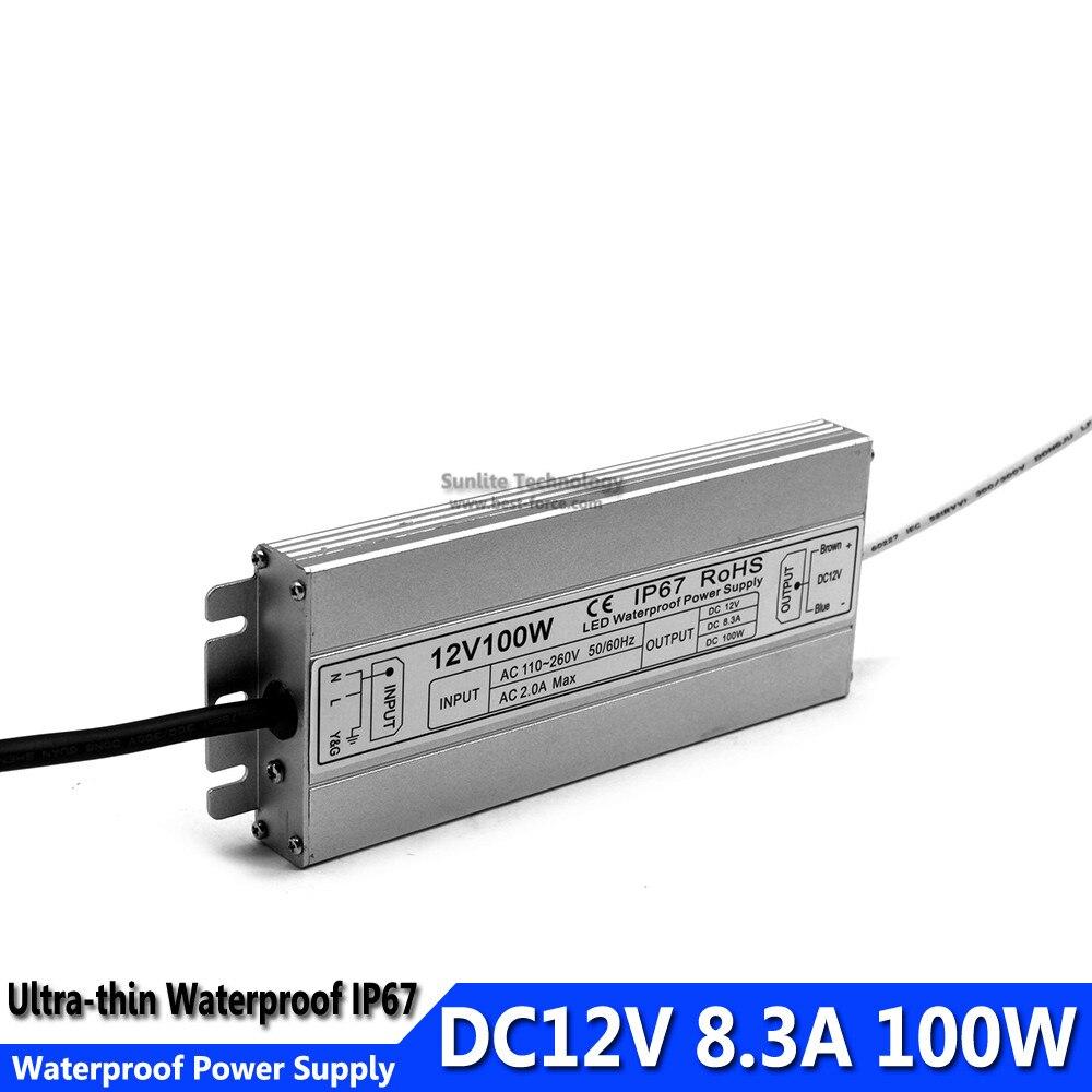 detail feedback questions about waterproof ip67 dc24v dc12v 60w 100w rh aliexpress com