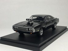 Greenlight 1:43 1970 Dodge Charger Fast and Furious Diecast model car