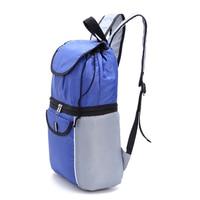 Picnic Ice Cooler Backpack Rucksack Bag Food Cooler Blue Children Lunch Bag