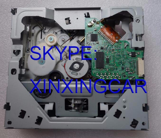 FREE SHIPPING new style CD loader mechanism PCB board YGAP9B85a-1 YGAP9B85a-4 For Hyundai IX45 Car CD Radio system WMA MP3