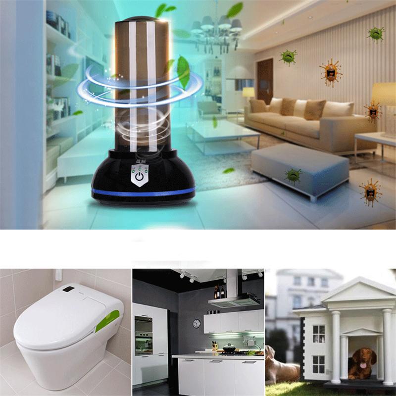 Us 15 95 18 Off E27 Uv Disinfection Bactericidal Quartz Lamp Sterilizer Portable Mite Remote Control Ozone Sterilization Home Ultraviolet Lamp In