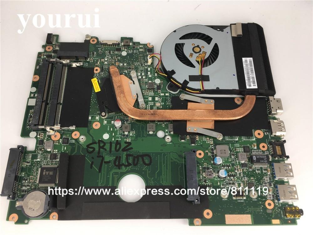 X750LN Motherboard GT840 I7-4500 For ASUS X750LN X750L K750L Laptop Motherboard X750LN Mainboard X750LN Motherboard Test 100% Ok