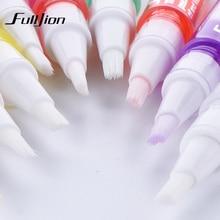 Fulljion Cuticle Revitalizer Oil Nail Treatment Nutritious Polish Nail Art Pen Refers to Margin Polish Armor Nails Repair