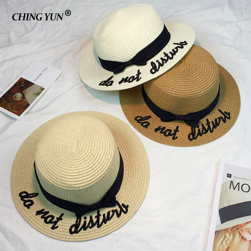 sun hat summer cap woman travel caps Visor Caps knit