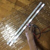 2 peças/lote para 32 polegada usando led LED 32B750 4c lb320t gy6 PB08D554173BL051 002H le32d99 lcd retroiluminação barra de luz 100% novo Peças p/ flash     -