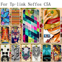 5.0 For TP-Link Neffos C5A Case Silicone Gel Soft TPU Phone Case Cover Celular For TP-Link Neffos C5A TP703A Capa Bumper смартфон tp link neffos с9 moolight silver