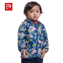 baby boys clothes jacket woven coat 2 color coat outwear thin jacket funny printed for baby