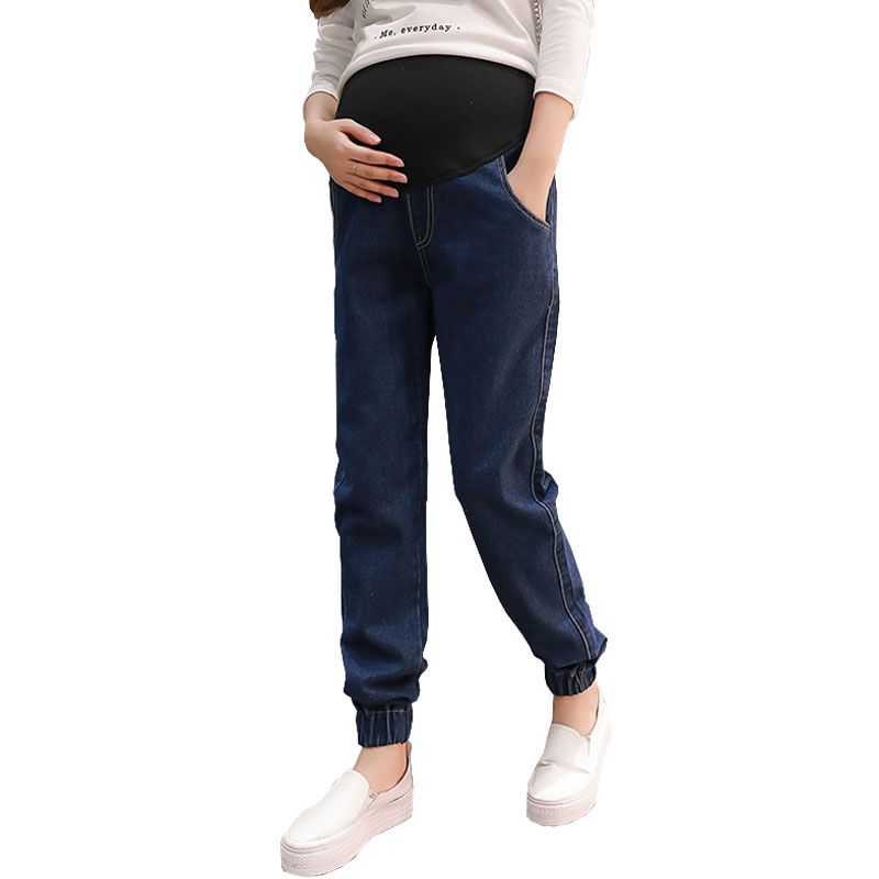 Maternity Jeans For Pregnant Women Clothes Prop Belly Loose Denim Pants Pregnancy Jeans Abdominal Trousers Gravidas ClothingMaternity Jeans For Pregnant Women Clothes Prop Belly Loose Denim Pants Pregnancy Jeans Abdominal Trousers Gravidas Clothing