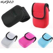 HAFEI housse de protection chaude pour appareil photo numérique Sony HX90 WX500 RX100 RX100II RX100M3 RX100M4 HX60 pochette de protection souple 5 couleurs