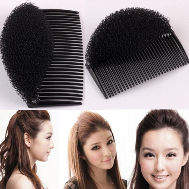 New Styling Tools For Hair Inspiration New Women Girl Hair Styling Tools Hair Fluffy Push Up Comb Pad .