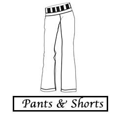 235-1 pants