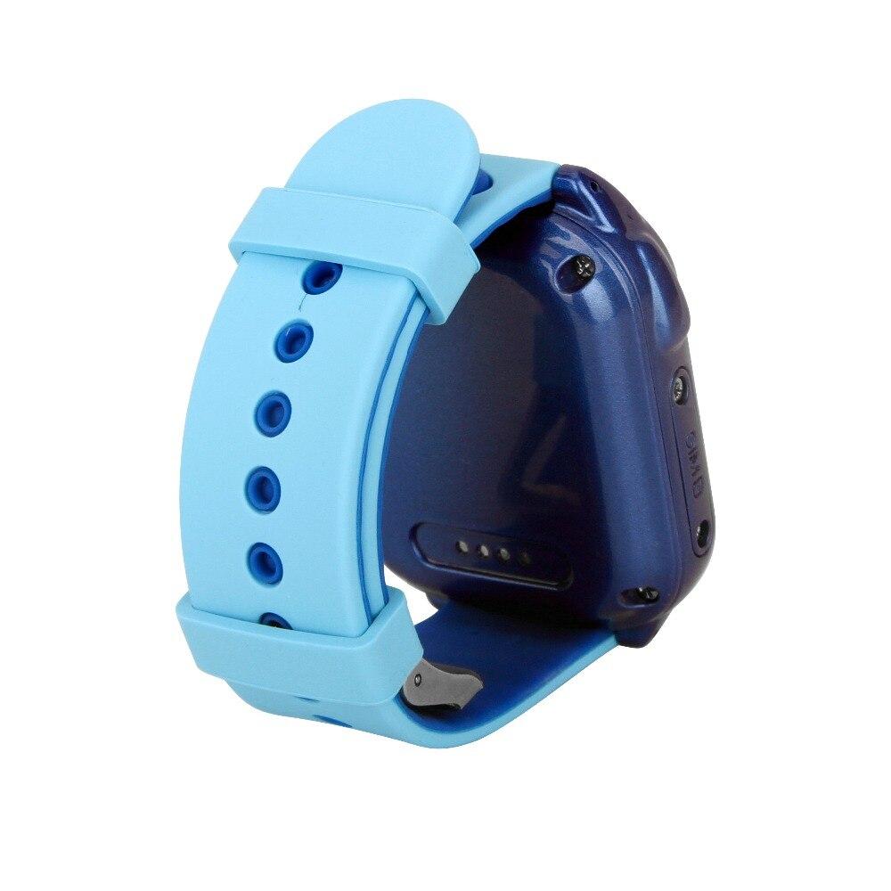 Pewant montre bébé intelligente avec caméra GPS SOS appel localisation dispositif Tracker sûr Anti-perte moniteur montre intelligente pour enfants enfants - 6