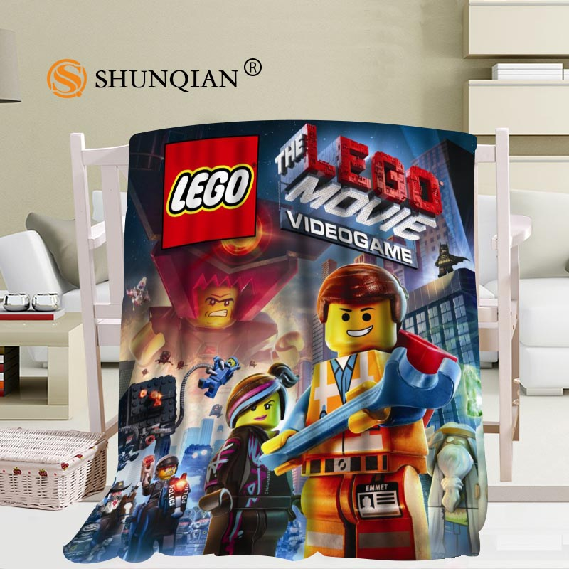 Fantastic Us 26 23 36 Off Custom The Lego Batman Blanket Flannel Fabric 56X80Inch 50X60Inch 40X50Inch Sofa Bed Throw Blanket Kid Adult Warm Blanket In Squirreltailoven Fun Painted Chair Ideas Images Squirreltailovenorg