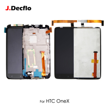 цены на For HTC ONE X G23 XL AT T S720e LCD Display Touch Screen Digitizer Assembly Replacement With/No Frame Original 5.0