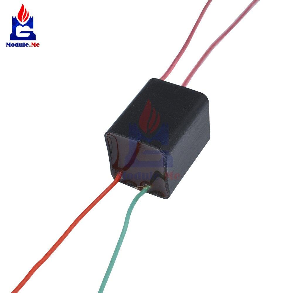 20kv 20000v High Voltage Pressure Generator Igniter Step Up Boost Circuit Module Coil Transformer Pulse Ignition 15