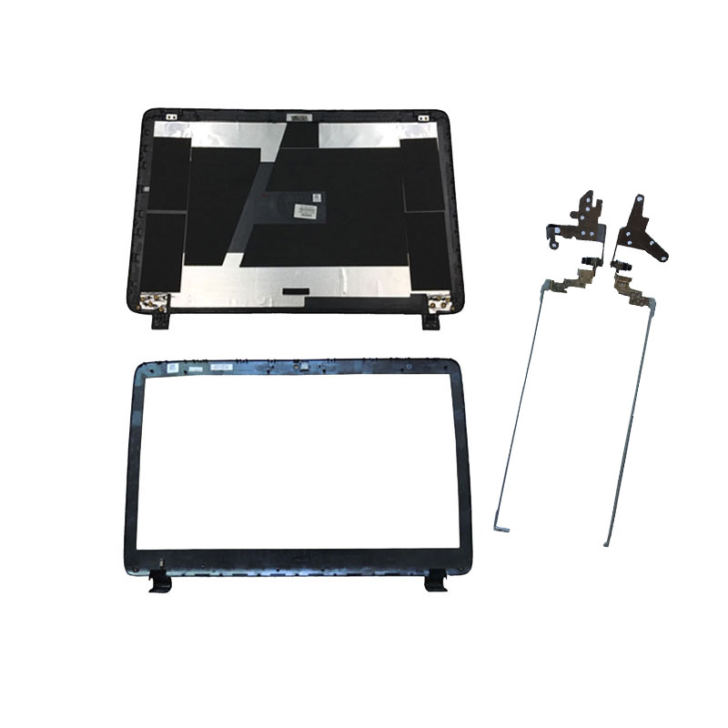 Laptop cover for HP Probook 450 455 G2 LCD TOP Cover/LCD Front bezel/Hinges 791689-001 new laptop for asus a53t k53u k53b x53u k53t k53t k53 x53b k53ta k53z top lcd plamrst cover bottom cover hinges speaker jack