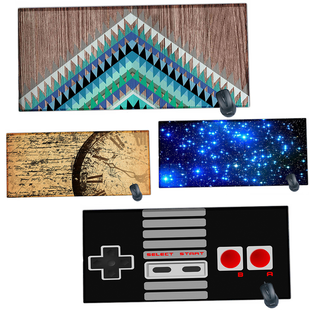 Viviration New Arrival Computer Rubber Mouse Pad Mat Large Non-slip Gaming Mouse Mat Pad Wholesale High Quality Brand Mouse Mat