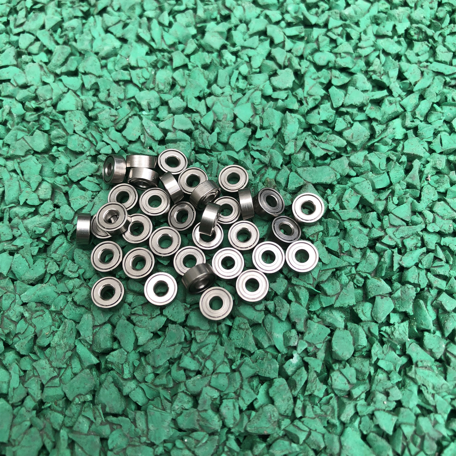 50pcs MR52ZZ MR62ZZ MR63ZZ MR73ZZ Mini Bearings 2x5x2.5 2x6x2.5 3x6x2.5 3x7x2 Mm Miniature Deep Groove Ball Bearing
