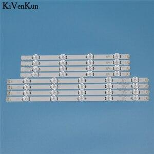 """Image 1 - Lamps LED Backlight Strip For LG 39LN5757 39LN5758 39LN575R 39LN575S  ZE Television Light Bars Kit LED Band POLA2.0 39"""" A B Type"""