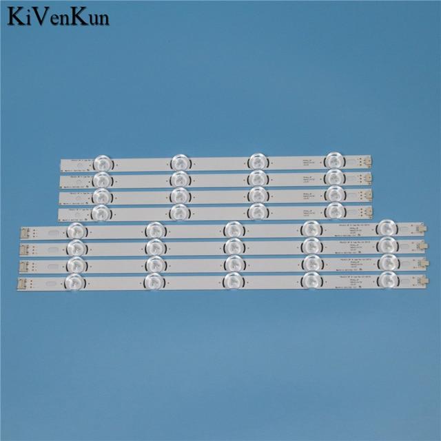 """Lamps LED Backlight Strip For LG 39LN5757 39LN5758 39LN575R 39LN575S  ZE Television Light Bars Kit LED Band POLA2.0 39"""" A B Type"""