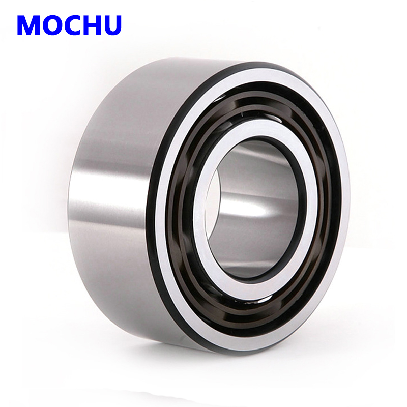1PCS 3211ATN9 3211 3211A 5211 55x100x33.3 3211-B-TVH 3056211 3211B Double Row Angular Contact Ball Bearings  MOCHU Bearing
