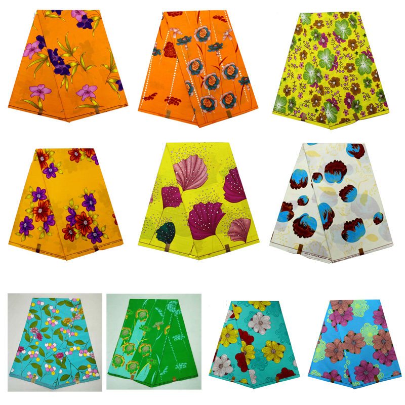 African Fabric Ankara Real 100% Cotton Real Soft Wax Deluxe London Hollandais HIGH QUALITY Wholesale Price Flower Design PART2African Fabric Ankara Real 100% Cotton Real Soft Wax Deluxe London Hollandais HIGH QUALITY Wholesale Price Flower Design PART2