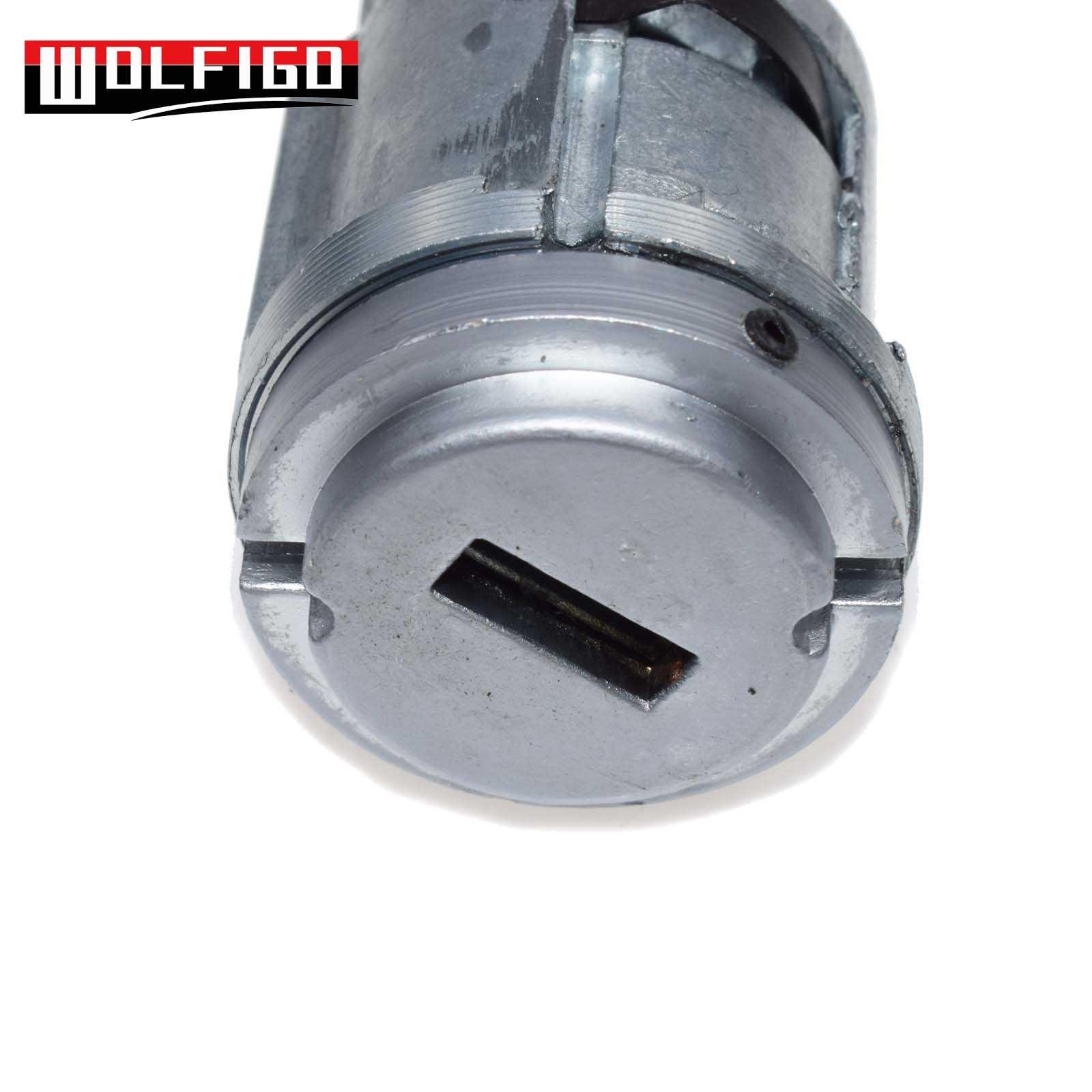 WOLFIGO New Ignition Lock Cylinder Switch W/ 2 Keys For Mercedes W124 W126  A1264600604,1264600604