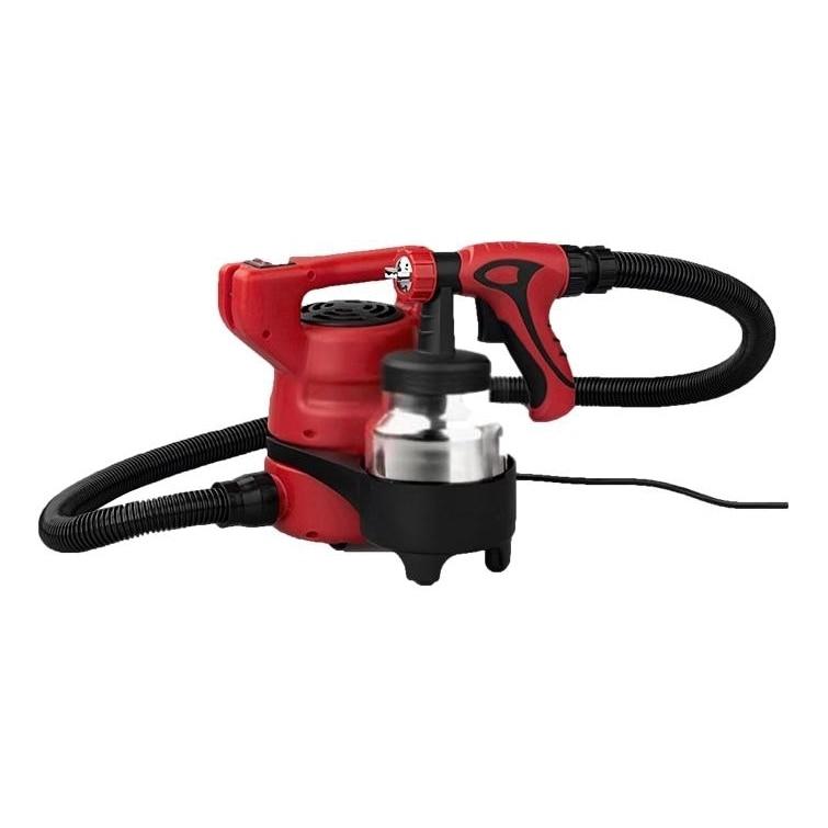 Sprayer electric RedVerg RD-PS500 (power 500 W tank, l, 500 ml/min) краскопульт redverg rd ps500