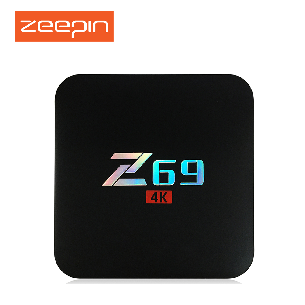 Z69 Android 6.0 TV Box Amlogic S905X 1GB 2GB 16GB Quad Core Smart TV Box HDMI 4K*2K HD S ...