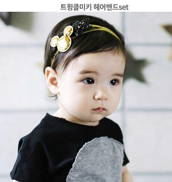 2016 Wholesale Korean Cute Baby Diy Jewelry Newborn Headband
