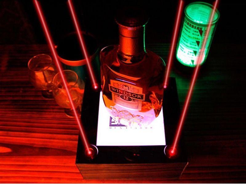 Луч жира 660nm красный 130 МВт лазерный диодный модуль для KTV бар DJ сценическое Клубное освещение