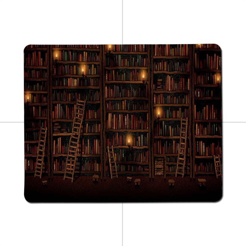 US $1 97 13% OFF|MaiYaCa new I Love You Books Durable Rubber Mouse Pad  Decorate Your Desk Design as a Gift for Dota2 CS LOL gaming mouse pad-in  Mouse