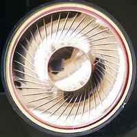 High Fidelity 50mm 32 ohm Beryllium Headphone Speaker Unit 15.5x3 N48 Magnet Driver Unit Mediant Sound Range