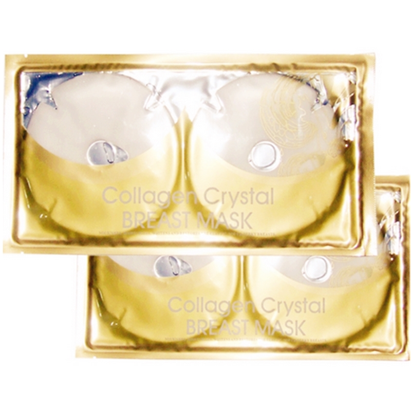 Crystal Collagen Bigger Pleura For Breast Enlargement,Nourishing Plump Chest,Female Hormones Breast Enhancer Firming Lifting.