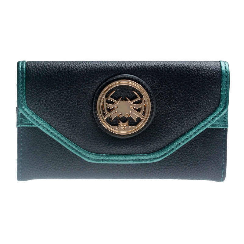 Thor Ragnarok Wallet Women Purse Hela DFT-8315