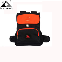 Playking Nylon Outdoor Sport Backpack Multi Functional Camping Bag Waterproof Hiking Cycling Student Backpack Unisex 30L