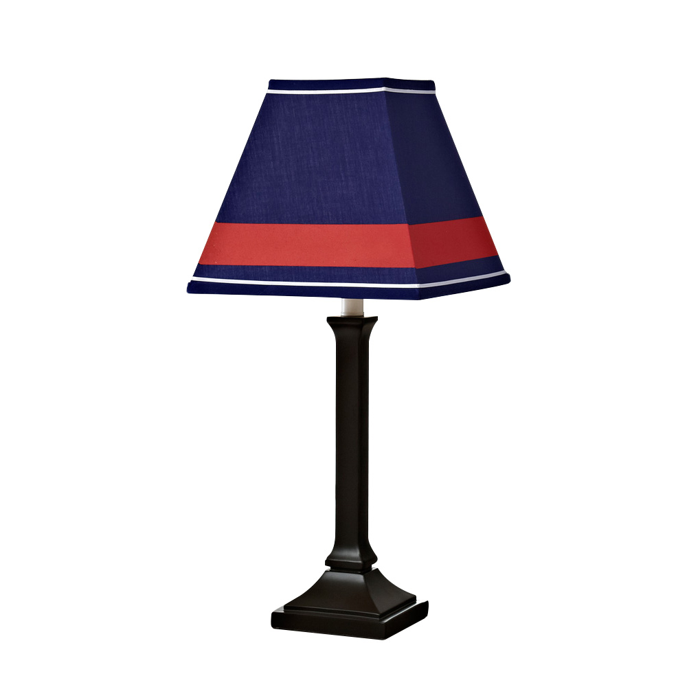 US $186.0 |British wind cloth table lamps retro children bedroom bedside  lamp lighting romantic coffee shop bar blue table lights ZA FG889-in Table  ...